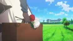Joeschmo's Gears and Grounds: 10 Second Anime - Violet Evergarden - Episode 5 Manhwa, Royal Marriage, Arturia Pendragon, Violet Evergarden Anime, Time Skip, Genuine Smile, Kyoto Animation, Gifs, Cross Hatching