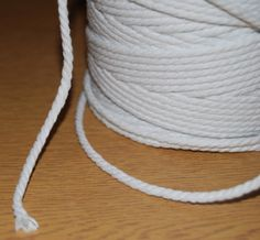 3mm piping cord available from www.bobbingirl.co.uk
