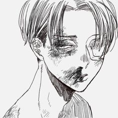 Levi Ackerman- Shingeki no Kyojin / Attack on Titan