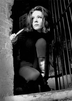 Diana Rigg -- The Avengers....no, the other ones.