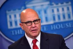 The White House has refuted reports that President Donald Trump is planning to remove national security adviser H.R. McMaster.