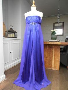 Coast violet maxi dress