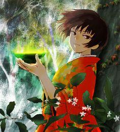 Mushishi   Artland   Yuki Urushibara / 「緑の座」/「YUME(省略HN:Y)」のイラスト [pixiv]