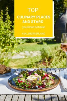 Are you looking for Austrian world cuisine? In SalzburgerLand you can find culinary art in the truest sense of the word. #culinarydelights #culinaryplaces #salzburgerland #austria #visitaustria #chef #exclusivity Z Burger, Visit Austria, Culinary Arts, Canning, Places, Gourmet, Home Canning, Lugares, Conservation