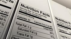 New food labels show how much you need to exercise to burn off calories - TODAY.com