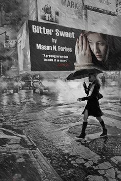 Bitter Sweet by Mason N. Forbes. A must read thriller at Look 4 Books www.look4books.co.uk