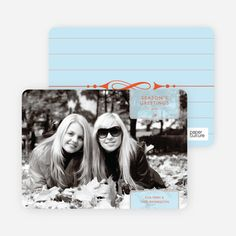 Modern Traditionalist Holiday Photo Cards Paper culture- 60-90cards @$1.79 ea. 50% coupon.- $0.90 ea  Free mail & address service, order by 12/14 for delivery est 12/24