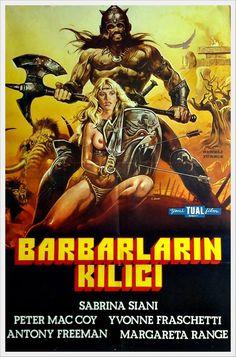 Türkçe Fantastik Film Afişleri - Öteki Sinema