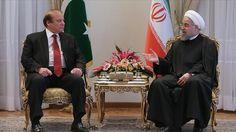 عبّر الرئيس الإيراني، حسن روحاني، اليوم الثلاثاء، عن رغبة بلاده في تطوير العلاقات القائمة مع باكستان. وجاءت تصريحات روحاني، عقب لقائه رئيس الوزراء الباكستاني، نواز شريف، الذي يزور العاصمة الإيرانية…