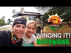 """(42) """"WINGING IT"""" Episode 1 - Botswana Tour Edition - YouTube My Life, Wings, Africa, Tours, How To Plan, Youtube, Feathers, Feather, Youtubers"""