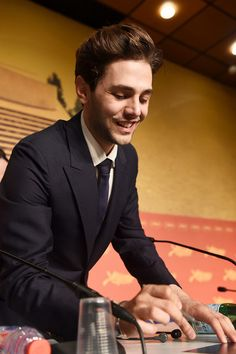 Xavier Dolan Photos - Palm D'Or Winner Press Conference - The 69th Annual Cannes Film Festival - Zimbio