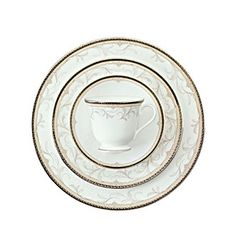 Product: Waterford Brocade China Collection
