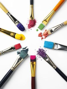ideas makeup brushes flatlay beauty products Ideen Make-up Pinsel Flatlay Beauty-Produ Makeup Photography, Still Life Photography, Art Photography, Product Photography, Magazin Design, Artist Aesthetic, Art Party, Best Makeup Products, Beauty Products