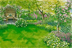 Beete unterm Blätterdach - Mein schöner Garten
