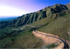 Sierras de Comechingones - Merlo - Provincia de San Luis