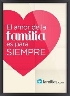 Exprésale a tu familia cuánto los amas siguiendo estos sencillos consejos