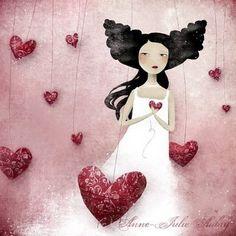 http://aufildelaviecejour.blogspot.com/: le joli monde de ANNE JULIE AUBRY... suite...