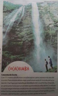 Visitar en Chachapoyas