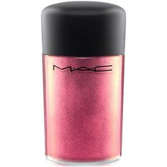 Mac Nutcracker Sweet Pigment ($22) ❤ liked on Polyvore featuring beauty products, makeup, rose, mac cosmetics makeup and mac cosmetics