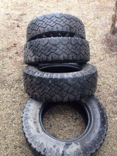 all hold air, fine for another season. 7/32 tread left (20%). set of 4.