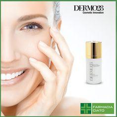 Dermo28 Eye Complex, trattamento occhi anti-età: una formulazione specifica, studiata per donare alla zona perioculare distensione, idratazione e un effetto lifting. #farmaciaciato #farmacia #padova #prodotti #salute #benessere #cosmesi #dermo28