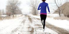 The Benefits of Running in Subzero Temperatures
