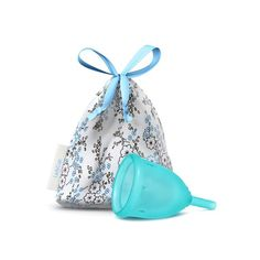 Coppetta Mestruale LadyCup Turquoise