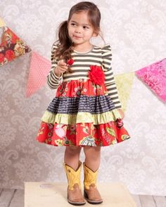Giggle Moon - Dance for Joy - Party Dress