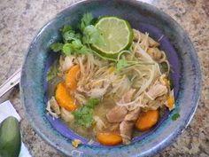 ...Like a fat kid loves cupcakes: Crock-pot soup- Asian themed