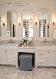 "Bathroom Vanity Height - If you were wondering which is the standard height of a regular bathroom vanity cabinet, that would be 32"", although the range can be anywhere from 30"" to 36"" or so. Nowadays, the modern units are taller, and they are named comfort height vanities."