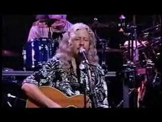 "Arlo Guthrie / I Can't Help Falling In Love With You - Live at Wolftrap, August 8, 1993 ---- Quote from uploader:  ""A great story about playing in Denmark with Pete (Seeger) and Tao. It's great to see the visuals on this one. This is the first time Pete has heard Arlo tell this story and the live camera work and mix on this was magic."""