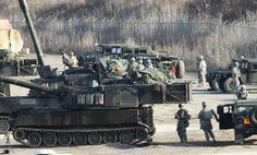 #North Korea reiterates that its military is ready to pre-emptively attack and 'liberate' South Korea in latest protest against ongoing US-South Korea military drill - AP #757Live