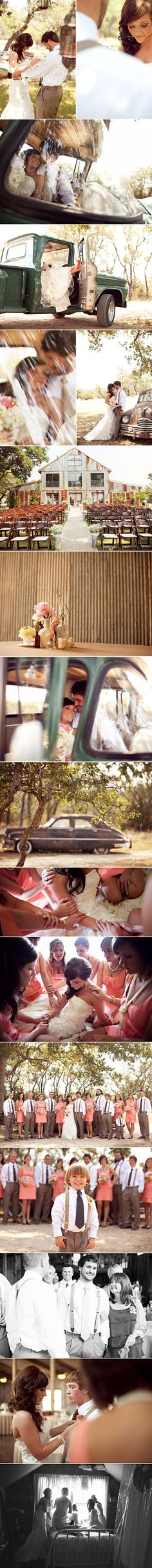 color schemes, old trucks, country weddings, the bride, rustic weddings, wedding country rustic, dream wedding, rustic theme, wedding pictures