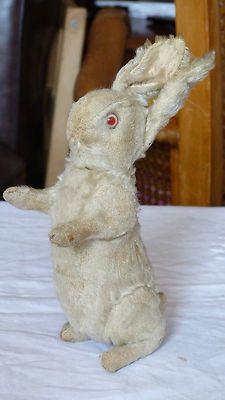 Antique Rare, Antique Toys, Vintage Antiques, Disney Collectibles, Barbie Vintage, Vintage Dolls, Antique Teddy Bears, Rabbit Art, Retro Toys