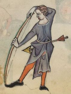 That's the way I'd look with a weapon.... Medieval Weapons