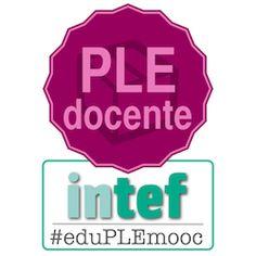 Emblema PLE docente (Badget) ed) – Cookie Cutters, Badge, Backpacks, Magdalena, Pisa, Model, Social Networks, Blue Prints, Teacher Professional Development