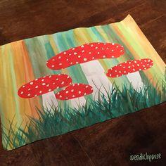 10 Fun Kids Rainbow Crafts - diy Thought Primary School Art, Elementary Art, Autumn Crafts, Autumn Art, Diy Crafts For Kids, Art For Kids, Rainbow Crafts, Spring Art, Teaching Art