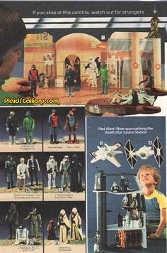 Star Wars Sears Exclusive Cantina Playset with exclusive Snaggle Tooth figure. Why did I give this away?
