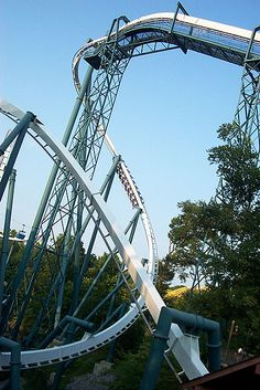 Alpengeist is the BEST one! By far my all time favorite roller coaster at Busch Gardens Williamsburg. Must have ridden this one at least 15x so far in my lifetime ~mcr