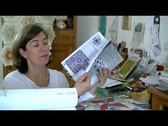 les pochettes de gabarits plastiques A et B de Marti Michell.