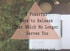 Super powerful and helpful information for those in need of letting go