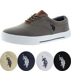 U.S. Polo Assn Skip Men's Canvas Fashion Sneakers Boat Shoes http://www.ebay.com/itm/like/381532677961?item=381532677961&lgeo=1&vectorid=229466&rmvSB=true
