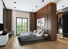 Modern Luxury Bedroom, Master Bedroom Interior, Bedroom Closet Design, Modern Master Bedroom, Modern Bedroom Design, Home Room Design, Luxurious Bedrooms, Home Decor Bedroom, Home Interior Design