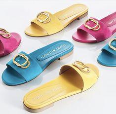 Flat Lace Up Shoes, Sandal Wedges, Beige Sandals, Ladies Sandals, Cute Slippers, Madison Avenue, Fashion Flats, Leather Flats, Summer Sale