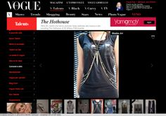 THE VOGUE.IT CHOICE -Body Jewelry/Belt/Necklace | Maiden-Art Boutique