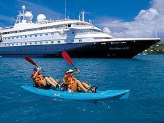 SEADREAM I Yacht Charters