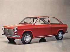 Autobianchi Primula Coupe, 1964
