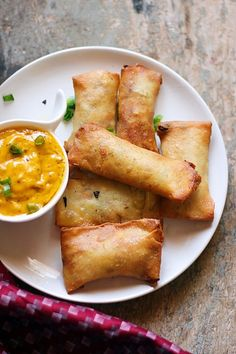 Spring Rolls Rice Recipes, Indian Food Recipes, Vegetarian Recipes, Cooking Recipes, Vegetarian Cooking, Pasta Recipes, Veg Fried Rice Recipe, Homemade Spring Rolls, Ital Food