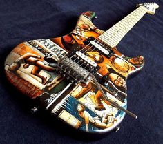 54db686f152 13 Best Kramer guitars images