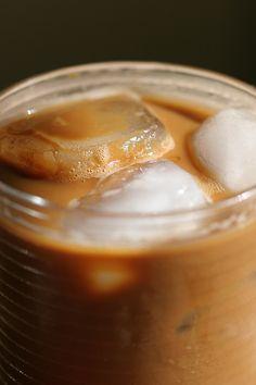 Vietnamese iced coff